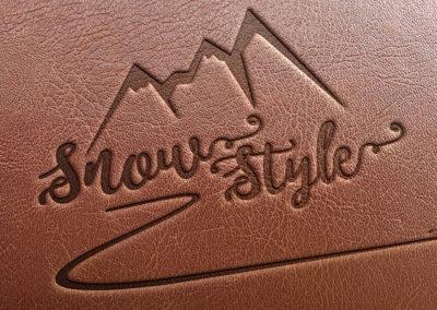 Logo Snow Style