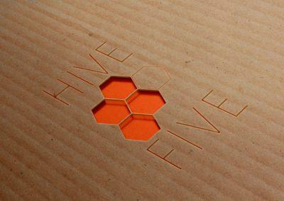 Logo Hive Five